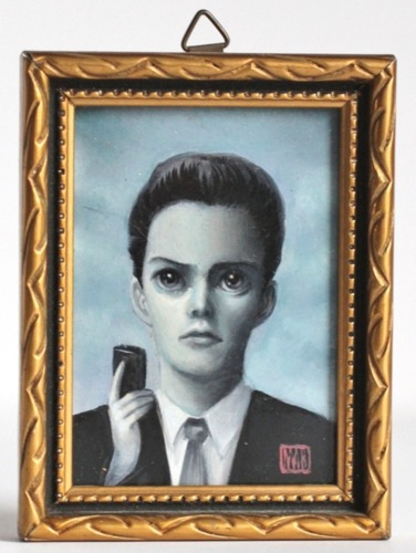Daine_original_agent_cooper_painting-mab_graves-mixed_media-trampt-224400m