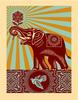 Peace Elefant