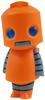 Job Bots - Theo (Orange)