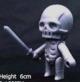 Gaikochu Swordman - silver