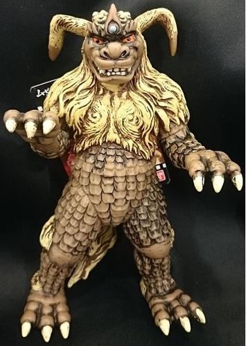 bandai movie monster series ex legendary monster trampt library