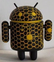 Tron_andriods_-_yellow-david_stevenson-android-trampt-226945m