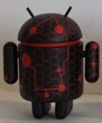 Tron_andriods_-_red-david_stevenson-android-trampt-226948m