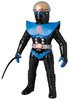 "Toei Retro Soft Vinyl Collection Blue Hakaider (from ""Kikaider 01"")"