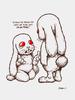 Losing (Art Print)