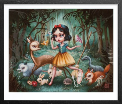 Snow_white_in_the_black_forest-mab_graves-gicle_digital_print-trampt-228553m