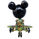 Mousemask_murpy_in_airplane_-_camo_edition-ron_english-mousemask_murphy_in_airplane-blackbook_toy-trampt-230046t