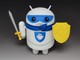 Google_knight-google-android-dyzplastic-trampt-230392t