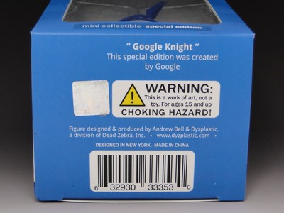 Google_knight-google-android-dyzplastic-trampt-230394m