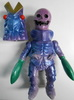 ZOLLMEN Medicom Toy [ Skeleton Vartan ( Garutan ) / (mail order Limited Edition / purple molded ) ]