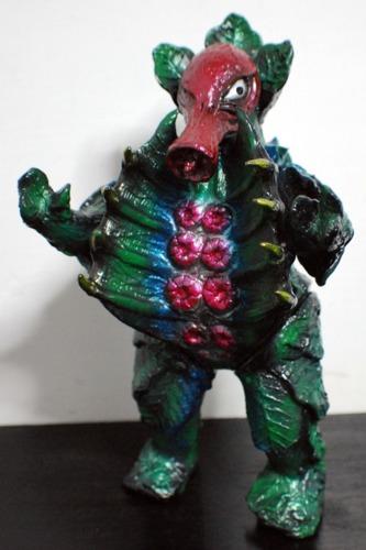 Greendevil_one-off-skull_head_butt-soutou_genjin-trampt-232379m
