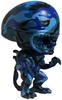 Blue Alien Camo