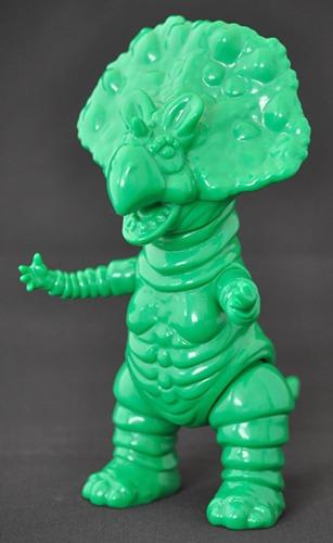Monoclon_green-blue__unpainted-hiramoto_kaiju-monoclon-cojica_toys-trampt-232515m