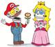 Super Mario Love