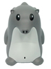 "Heathrow The Hedgehog 3"" - Grey"