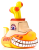 The Beatles Yellow Submarine - Submarine (Chase)