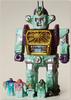 Commander Victor green set - set of Victor + mini robot 4 bodies