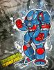 Iron_patriot_buster-dads_cartoons_playful_gorilla-mixed_media-trampt-237001t