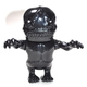 UNEASY JOE - BLACK SOFUBI BLANK
