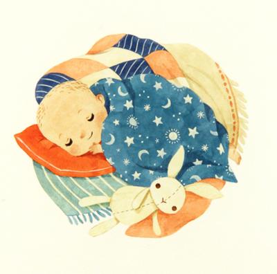 Bunny_roo_-_baby_sleeping_pg_32-teagan_white-watercolor-trampt-237968m