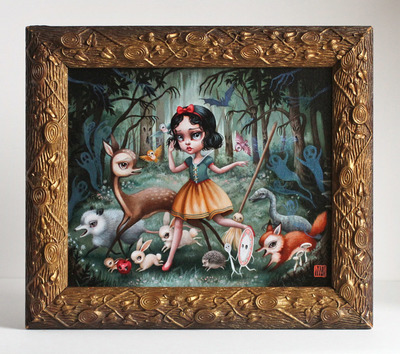 Snow_white_in_the_black_forest_-_original_artwork-mab_graves-graphite-trampt-238289m