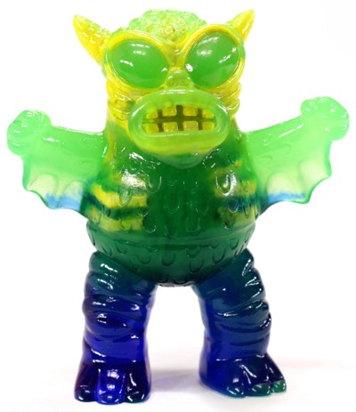 Infected_mini_greasebat_green_glowblueyellow-scott_wilkowski-greasebat-trampt-240097m