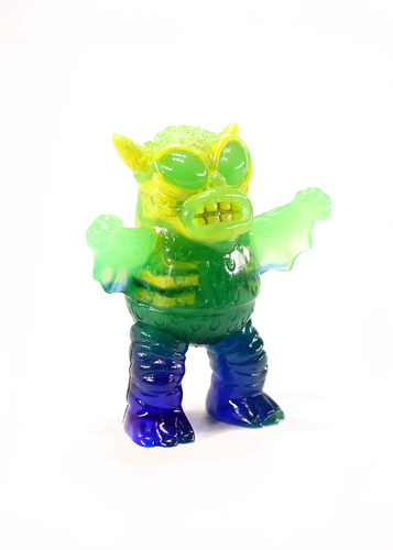 Infected_mini_greasebat_green_glowblueyellow-scott_wilkowski-greasebat-trampt-240099m