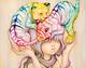 Eenie Meenie Miny & Mo Fine Art Print