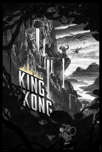 King_kong_-_standard_edition-nicolas_delort-screenprint-trampt-241375m