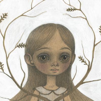 The_cure_-_original_artwork-ana_bagayan-oil-trampt-242369m