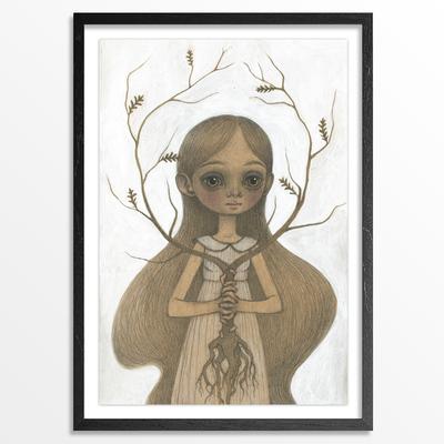 The_cure_-_original_artwork-ana_bagayan-oil-trampt-242370m