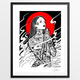 Burning Angel - Limited Edition Prints