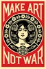 Make_art_not_war_offset-shepard_fairey-offset_lithograph-trampt-242614t