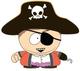 Cartman - Pirate