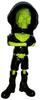 N.N.A. (Negative Never Again) - Minty Green