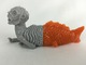 Fiji Mermaid (Grey/Orange)