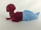 Fiji Mermaid (Magenta/Light Blue)