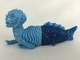 Fiji Mermaid (Light Blue/Dark Blue)