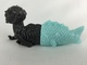 Fiji Mermaid (Dark Grey/Mint)