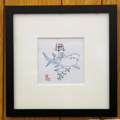 Untitled_shark_drawing-mari_inukai-acrylic-trampt-243442m