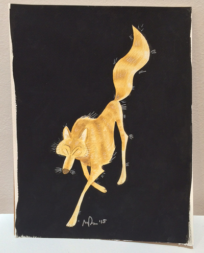 Golden_wolf_stroll-naomi_romero-watercolor__gouache-trampt-243565m