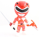 Mighty Morphin Power Rangers - Red Ranger - Crystal Edition (SDCC '15)