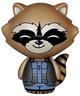 "Dorbz XL: Guardians of the Galaxy - 6"" Nova Suit Rocket Raccoon"