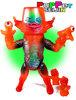 Puppet Seijin  - Clear ORANGE