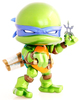 "Teenage Mutant Ninja Turtle - Leonardo 8"" (Metallic SDCC '15)"