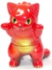 Custom Red Gold Konatsu Migora Kaiju Cat