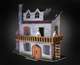 ReAction Figures Haunted House Playset