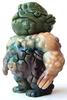 SKAGREFISH - Green Skull Commando