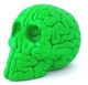 Mini Skull Brain Green Edition