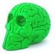 Mini Skull Brain Green Edition